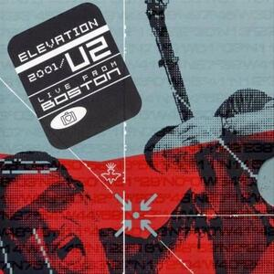 U2 – Elevation (live)