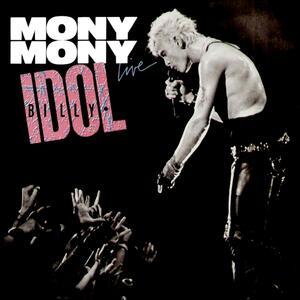 Billy Idol – Mony mony (live)