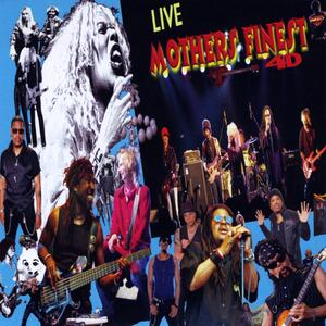 Mothers Finest – Baby love (live)