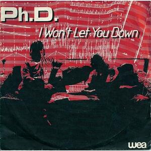 Ph.D. – I won't let you down