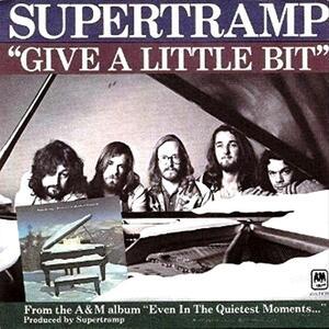 Supertramp – Give a little bit