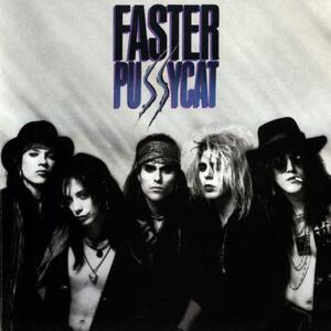 Faster Pussycat – Bathroom wall