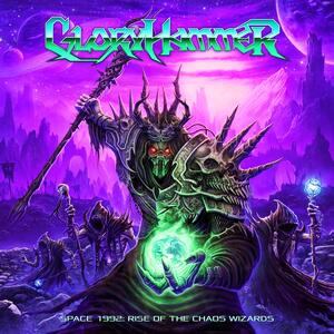 Gloryhammer – Rise of the chaos wizards