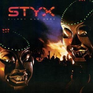 Styx – Mr. Roboto